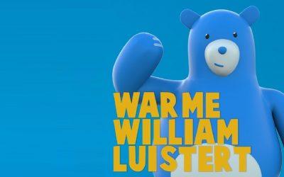 Podcast: Warme William met Matteo Simoni