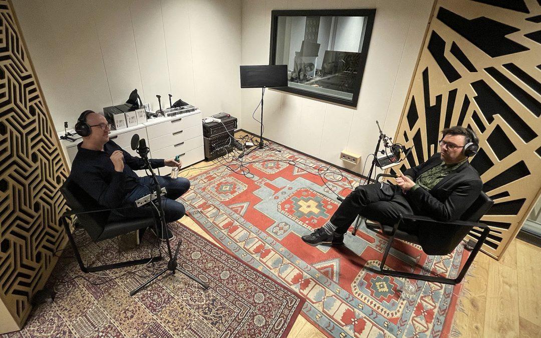 Podcast: En Alles Beweegt met Ben Lambrechts