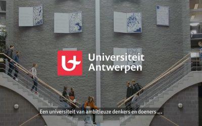 Audio: Universiteit Antwerpen