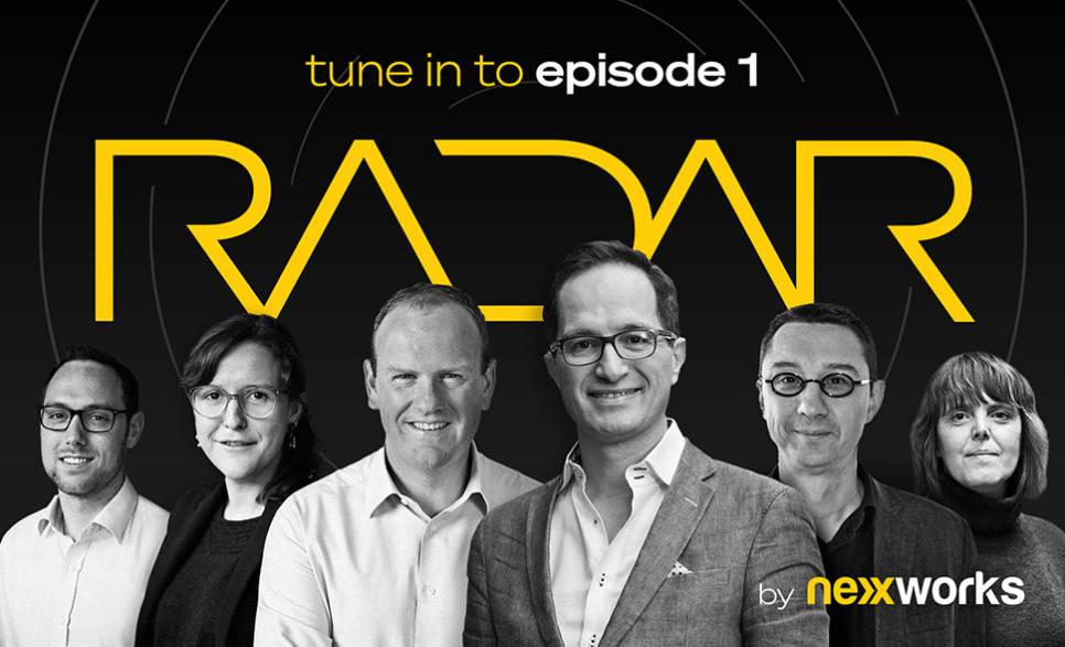 Nieuw: Radar – by Nexxworks